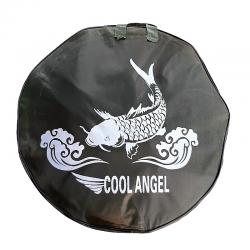Juvelnic cauciucat cu ancorare 200 cm și husă Cool Angel