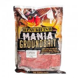 Nadă Premium Graundbait BlackFish 1 kg