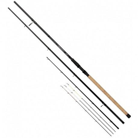 Lansetă feeder 3 bucăti și 3 vârfuri de 3.6 m Okuma CEYMAR, putere aruncate 60 - 120 g
